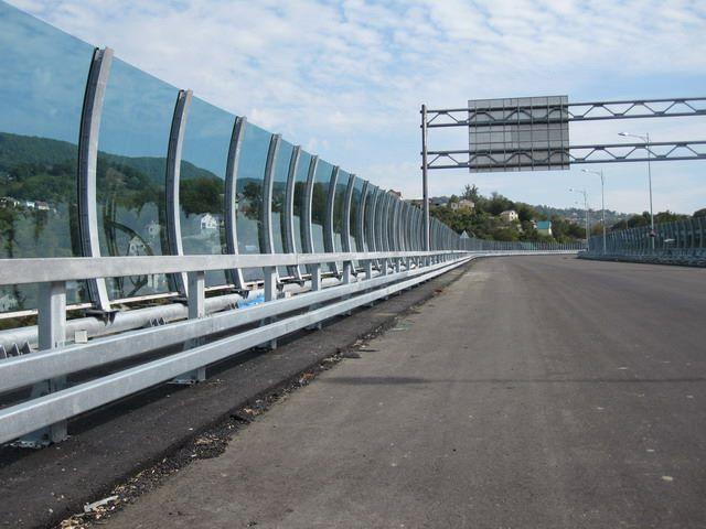 БЦ «Дубровка Плаза» - На Калужском шоссе установят отбойники повышенной прочности